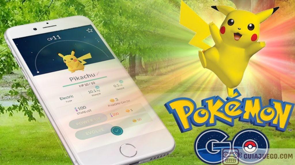conseguir a pikachu primer pokemon